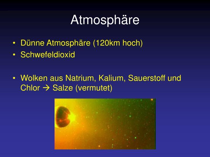 Atmosphäre