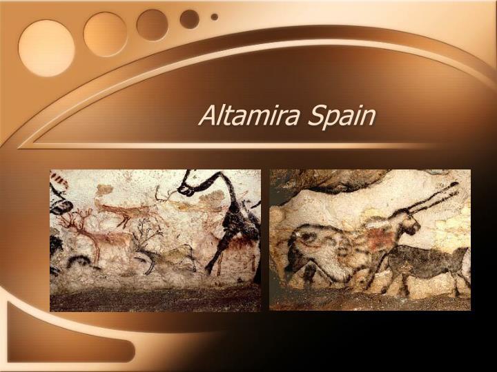 Altamira Spain