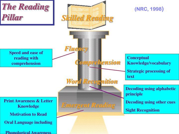 The Reading Pillar
