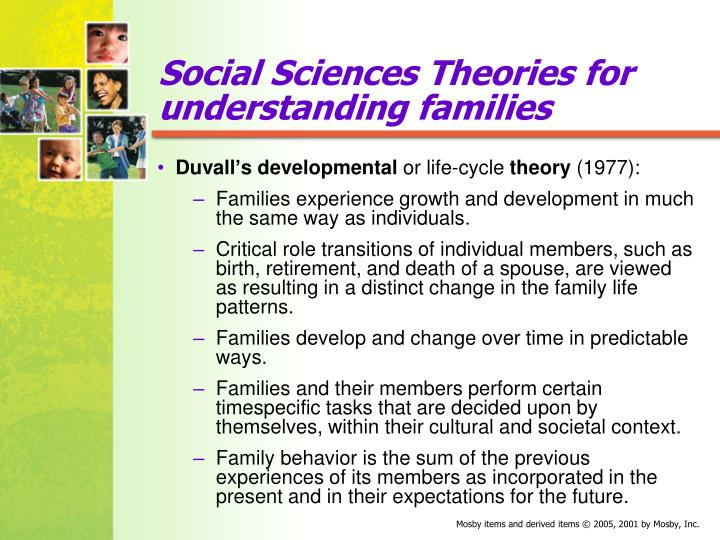 Social Sciences Theories