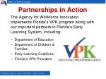 partnerships in action