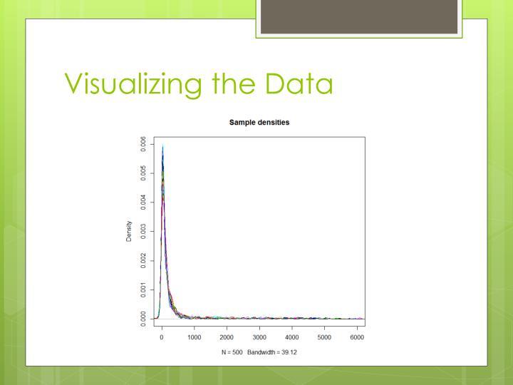 Visualizing the Data