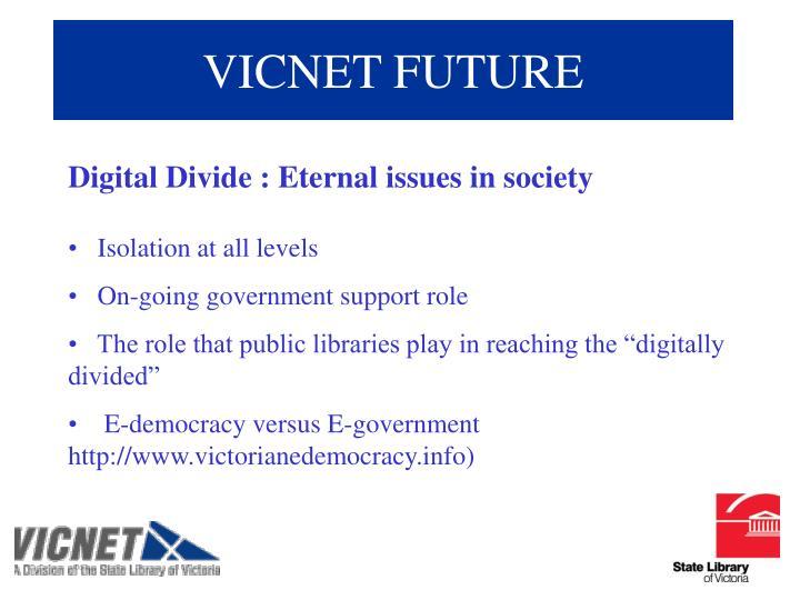 VICNET FUTURE