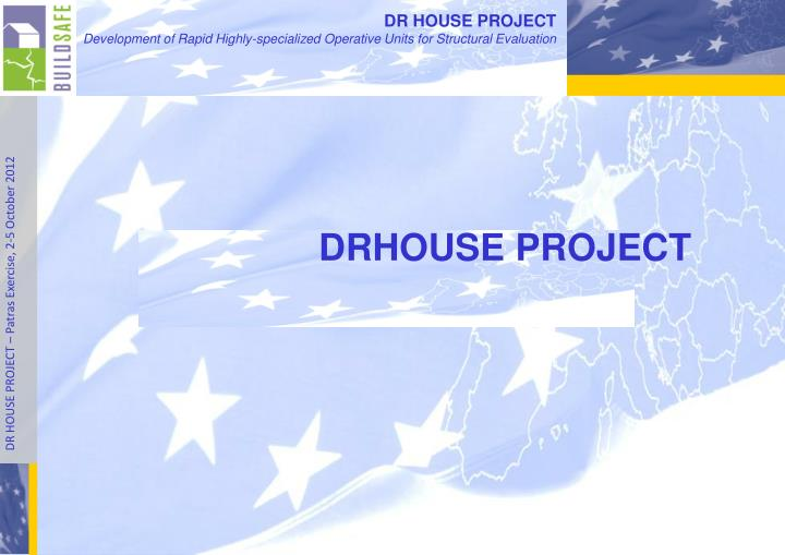 DRHOUSE PROJECT