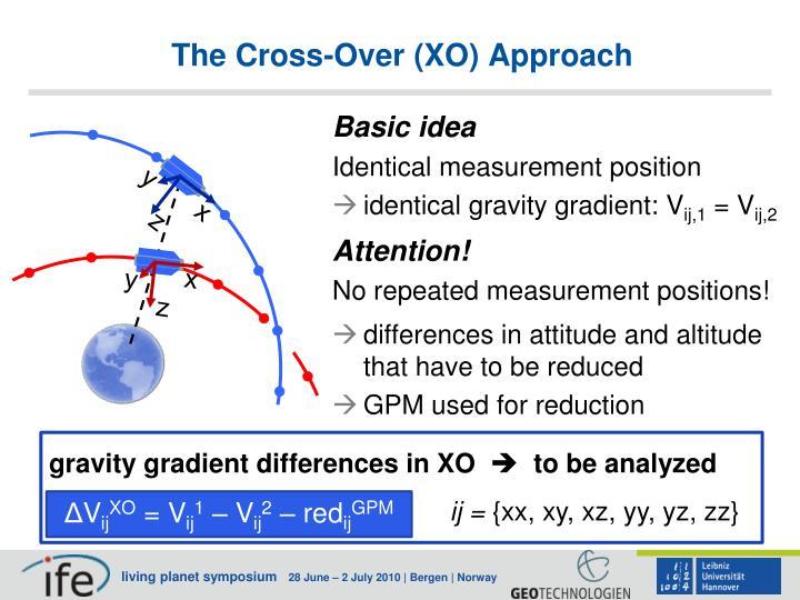 The Cross-Over (XO) Approach
