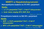 nnrti a hepatotoksyczno