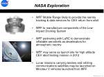 nasa exploration