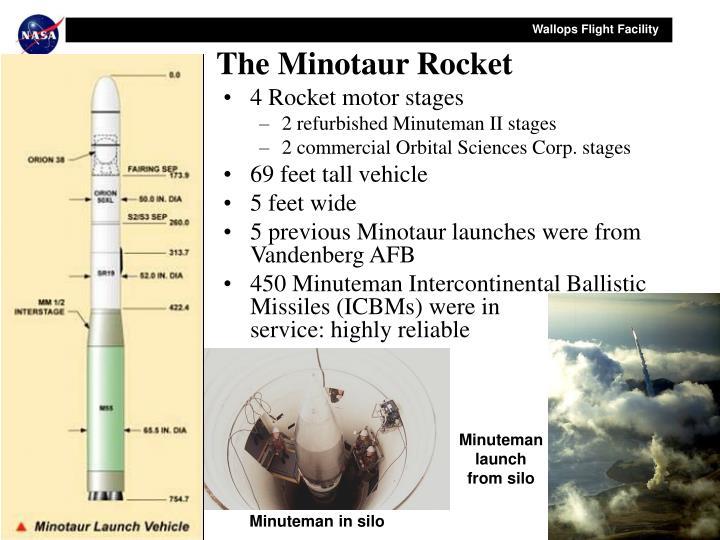 The Minotaur Rocket
