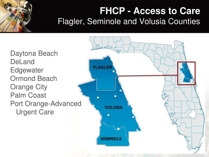 FHCP - Access to Care