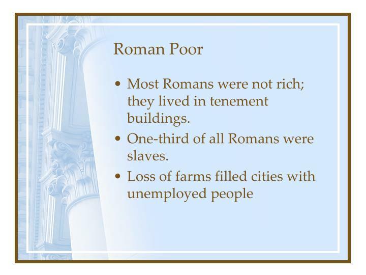 Roman Poor