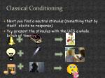 classical conditioning2