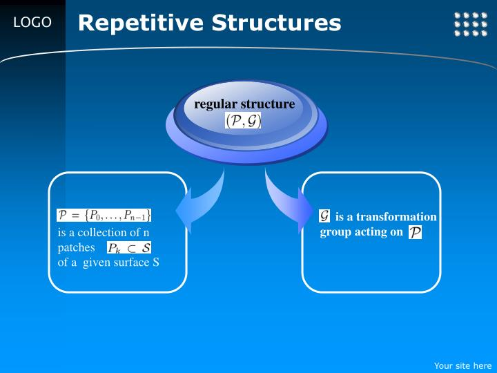 Repetitive Structures