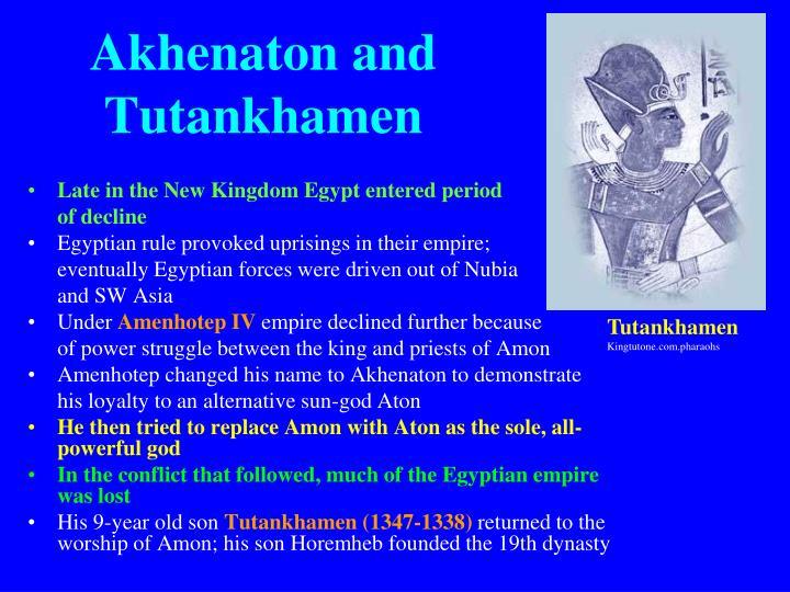 Akhenaton and