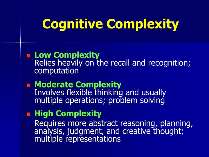 Cognitive Complexity