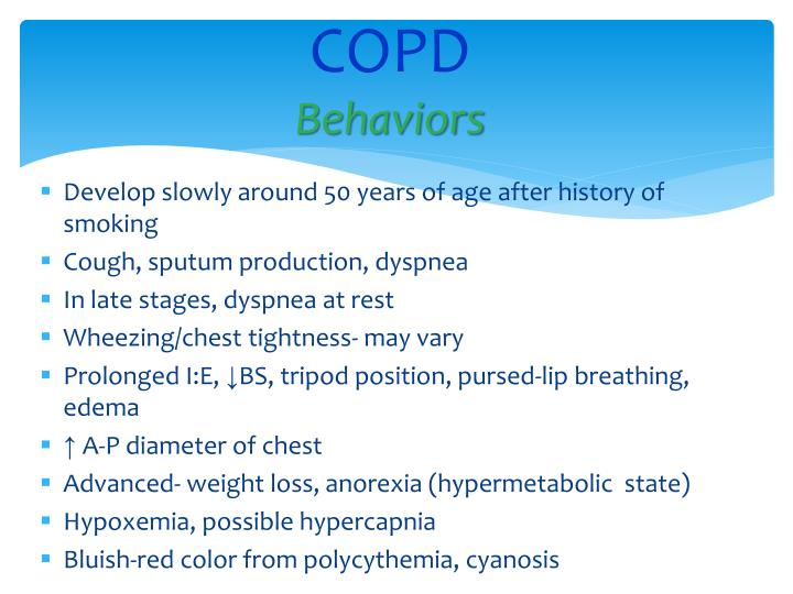 COPD
