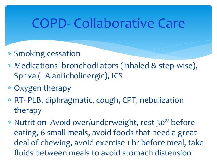COPD- Collaborative Care