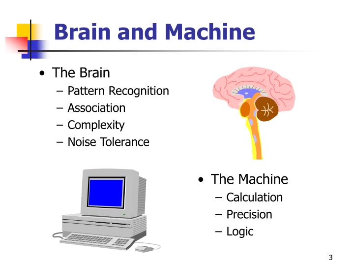 Brain and Machine
