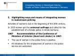 integrating women in mainstream policing impact on police culture and response in germany11