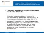 integrating women in mainstream policing impact on police culture and response in germany3