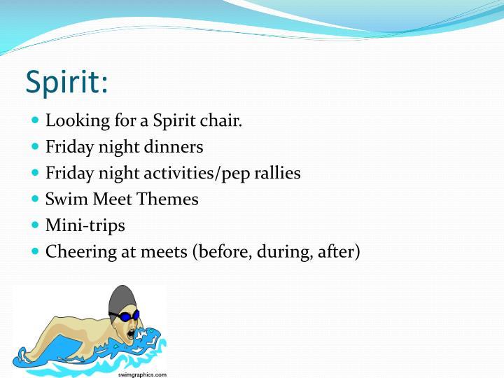 Spirit: