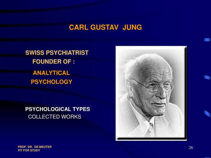 SWISS PSYCHIATRIST
