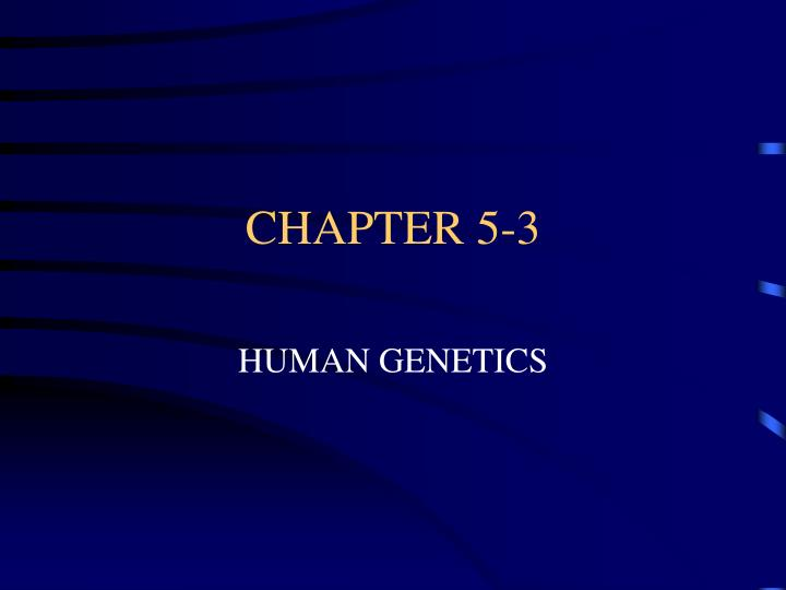 presentation chapters 3 5
