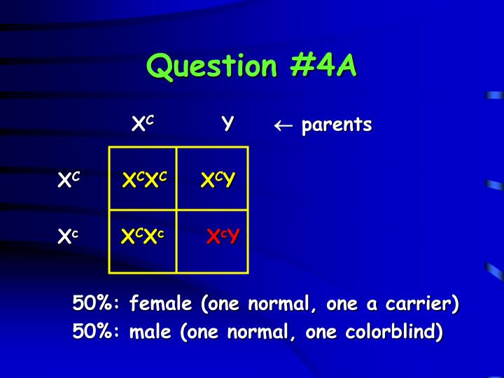 Question #4A