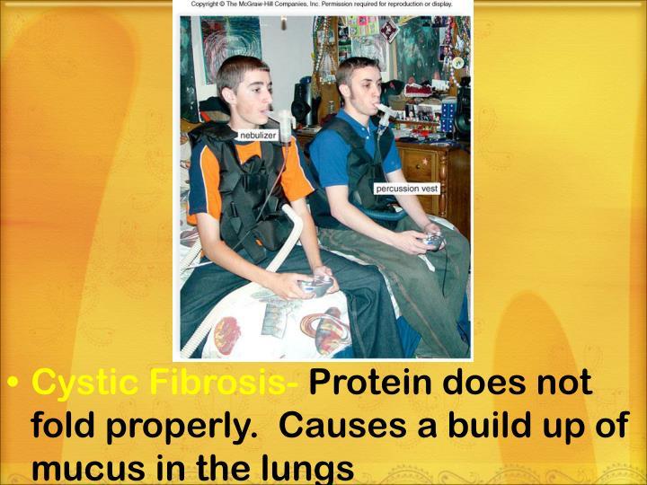 Cystic Fibrosis-