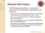 general information14