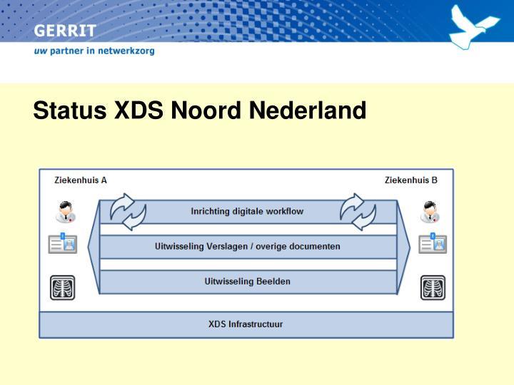 Status XDS Noord Nederland
