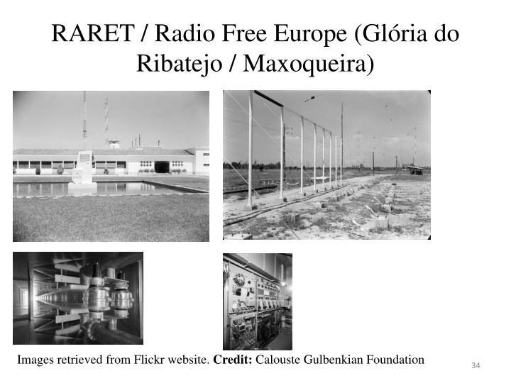 RARET / Radio Free