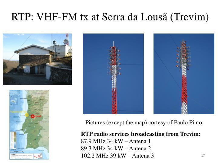 RTP: VHF-FM