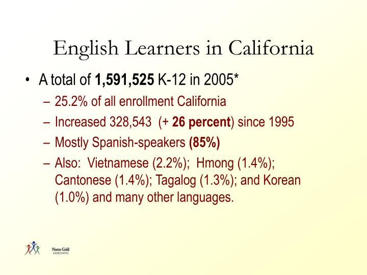 English Learners in California