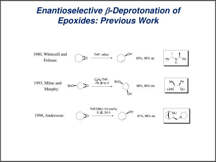 Enantioselective