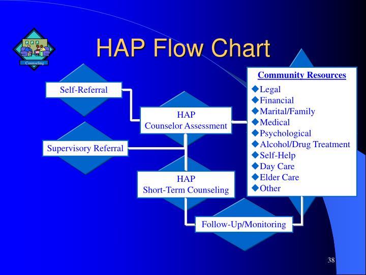 HAP Flow Chart