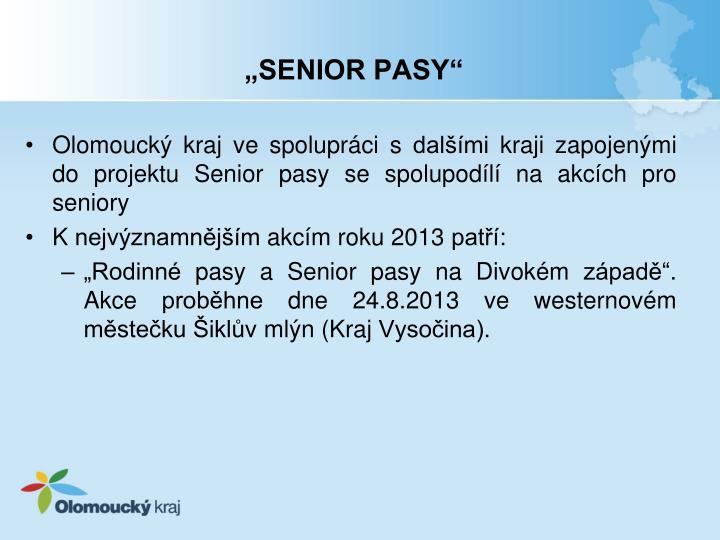 """SENIOR PASY"""