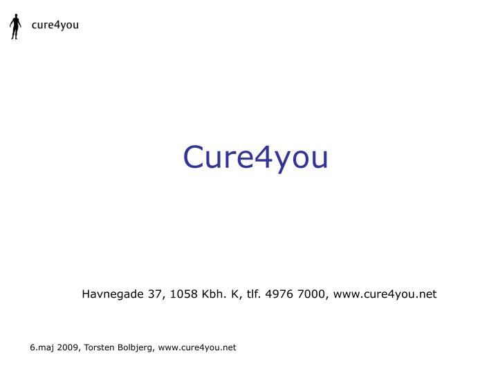 Cure4you
