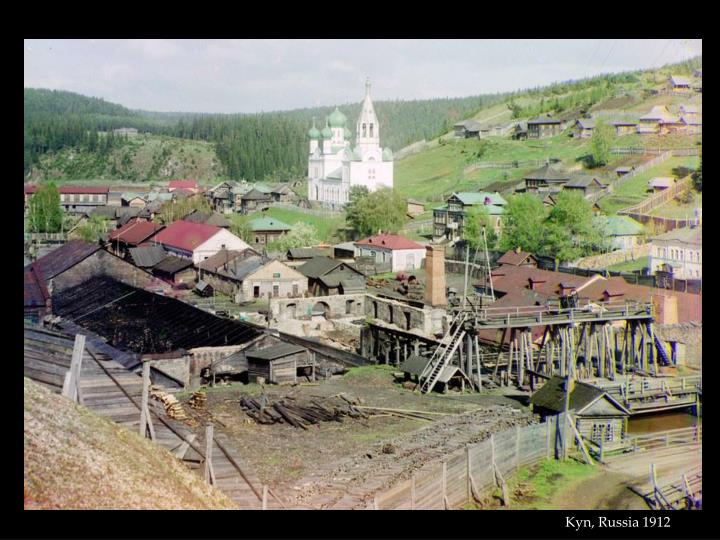 Kyn, Russia 1912