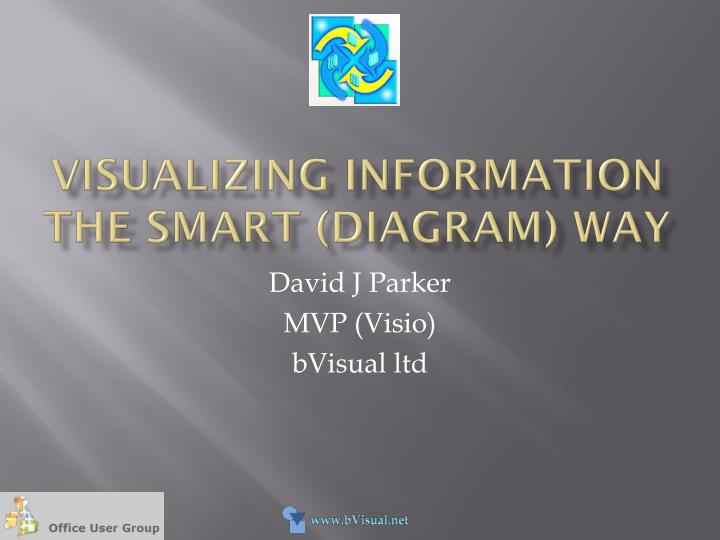 Visualizing information the smart diagram way