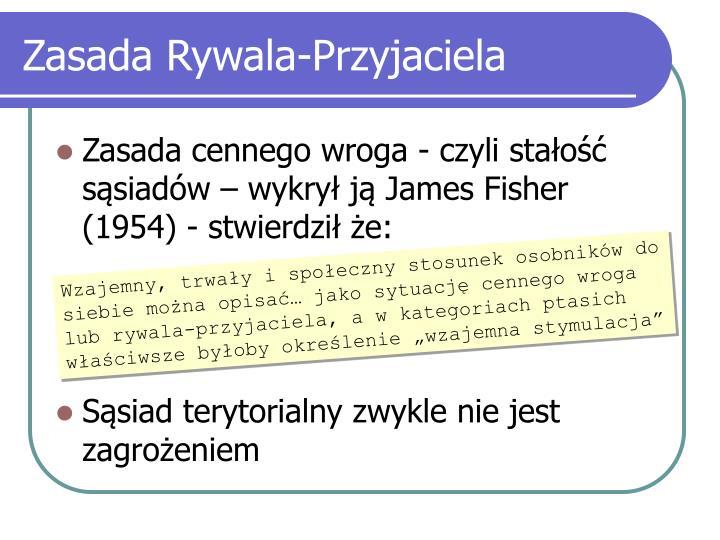 Zasada Rywala-Przyjaciela