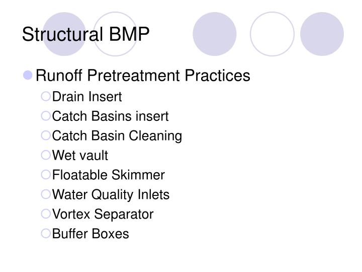 Structural BMP