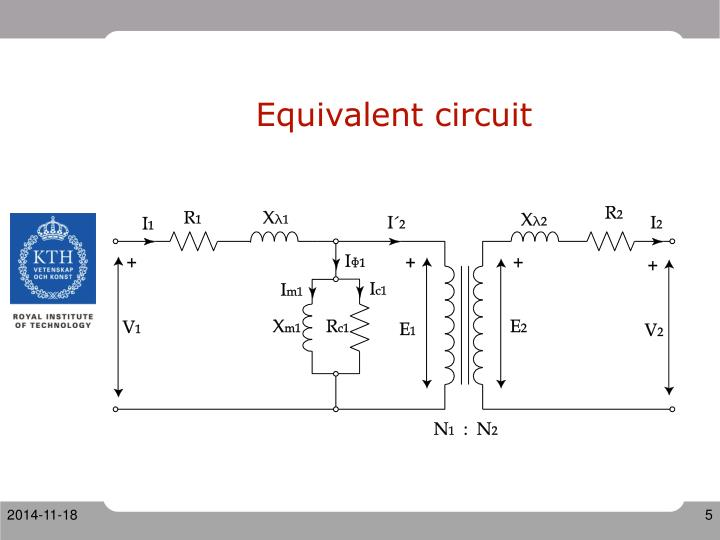 Equivalent circuit