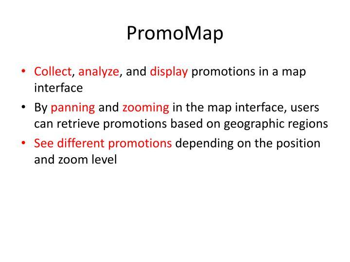 PromoMap