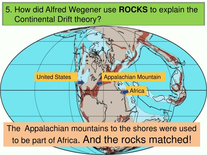 Plate Tectonics Ws on The Seven Continents Ppt Presentation