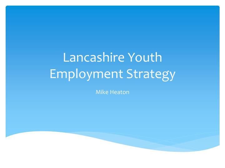 Lancashire Youth