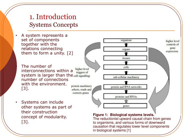 1 introduction systems concepts