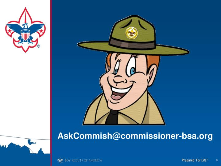AskCommish@commissioner-bsa.org
