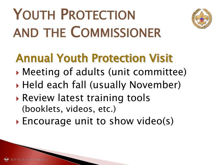Youth Protection