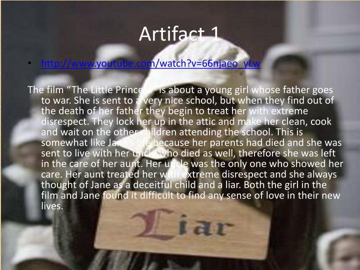 Artifact 1