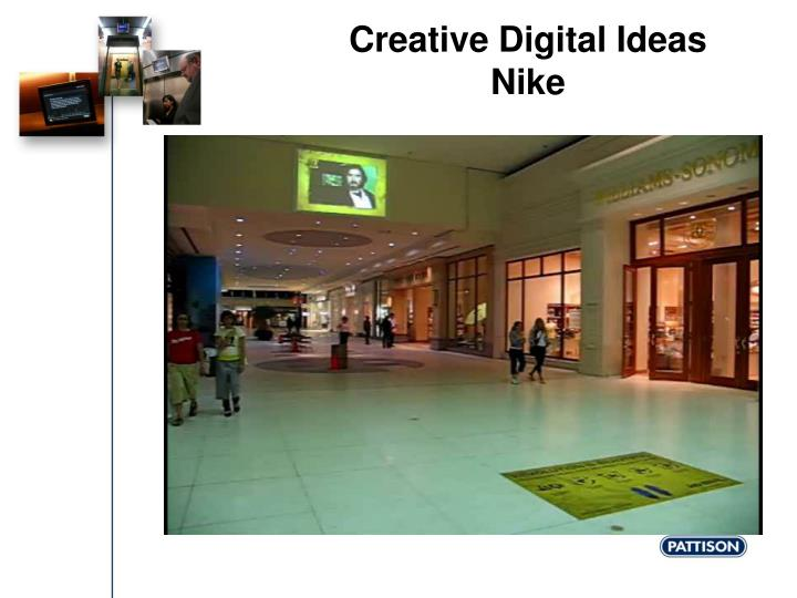 Creative Digital Ideas